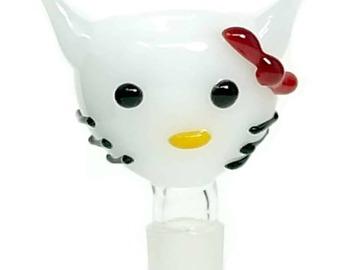 Post Now: Hello Kitty Glass Bowl