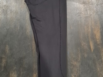 Selling with online payment: Tall Black tights size 14