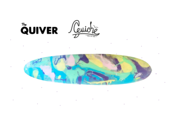 For Rent: Ceviche Surf 7'.4'' Funboard