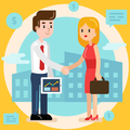 Hourly Rate Service Offering : Sales representative