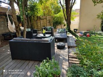 NOS JARDINS A LOUER: Location jardin dans village tranquille