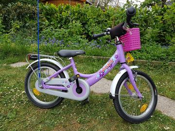 Verkaufen: Puky ZL16-1 lilac