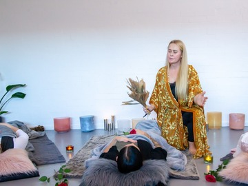 Appointments/Consultations: Pranayama Breathwork - Tantric Technique & Alchemy Sound Healing