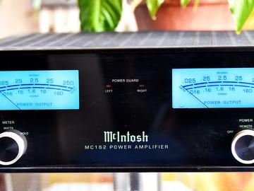 Vente: Ampli McIntosh MC162