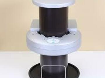 Gebruikte apparatuur: Dürr Vista scan Combi USB