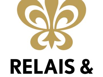 Vente: Chèques cadeaux Relais et Châteaux - Restaurant et hôtel (800€)
