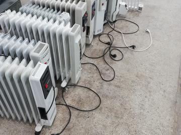 Suche Hilfe: E-Heizungen/Ölradiatoren im Raum Hannover