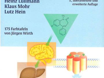 Biete Hilfe: Taschenatlas Pharmakologie (Lüllmann / Mohr / Hein)