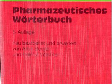 Biete Hilfe: Hunnius – pharm. Wörterbuch