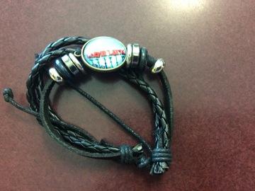 Liquidation/Wholesale Lot: ROBLOX Themed bracelets, lot of 34