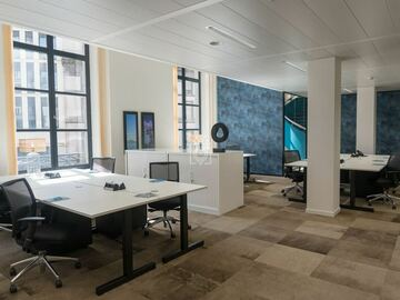 Rent Per Day: Tribes Brussels Central - Day Pass