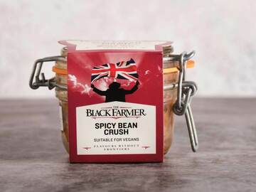 Delivery: Spicy Bean Crush with Tomato and Coriander