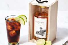 Delivery: Don Wilfred Rum