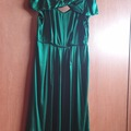 Selling: Emerald silk dress
