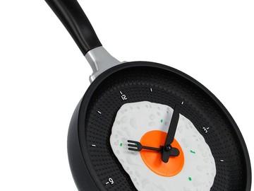 Reloj de pared para la decoracion de la cocina original - Reloj cocina original ...
