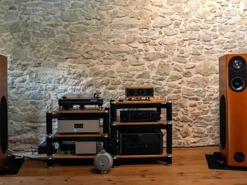 Vente: Enceintes Audio Physic Caldera MK III
