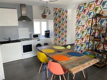 Location par semaine: Gîtes meublés pour 2 à 4 personnes à Flamanville
