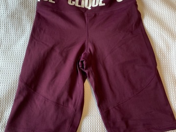 Selling with online payment: Plum Biker Shorts