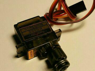 Selling: Associated RC18T 18t2 18B sc18 Upgrade Metal gear Servo w New Ser