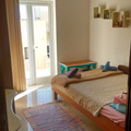 Rooms for rent: Swieqi   Bright Double room with Balcony