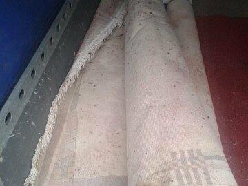 Biete Hilfe: Teppich 2.50 x ca. 2.50