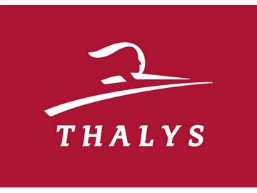 Vente: e-Vouchers Thalys (99€)