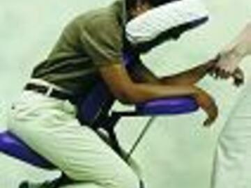 Services (Per Hour Pricing): Chair Massage