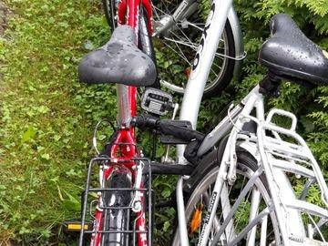 Biete Hilfe: Fahrräder zu verschenken