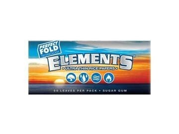 Post Now: Elements Perfect Fold Rolling Papers 1¼
