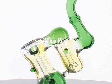Post Now: Two Chamber Bubbler
