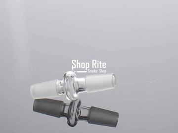 Post Now: Bong Connector 14mm Male to 14mm Male Straight
