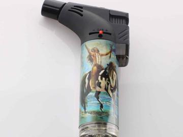 Post Now: 1pc Butane Lighter Torch