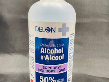 Post Now: Isopropyl Rubbing Alcohol 50%