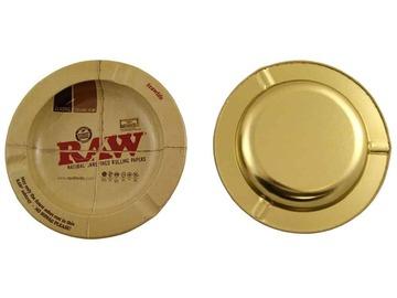 Post Now: Raw Metal Ashtray