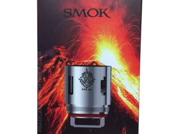 Post Now: Smok V12-X4 Replacement Coils