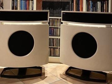 Vente: Tres rare enceintes Sony SS-7000 fabriquées par Bowers & Wilkins