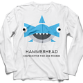 Selling with online payment: Toddler Hammerhead Shark Sun Protective Long Sleeve