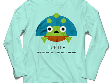 Selling with online payment: Toddler Turtle Sun Protective Long Sleeve