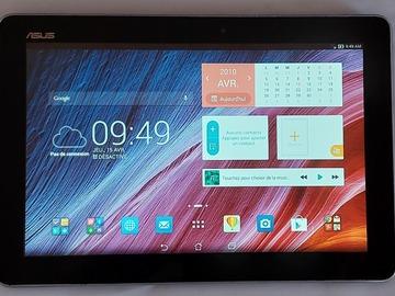 À vendre: Tablette Asus Memo Pad 10 ME103K à réparer.