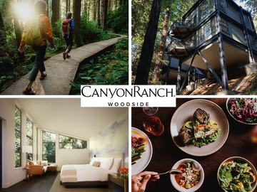 Custom Package: Retreat to the Redwoods with Canyon Ranch Woodside