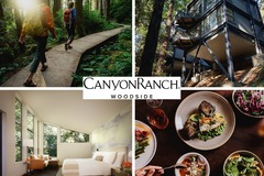 Retreat Package: Retreat to the Redwoods with Canyon Ranch Woodside
