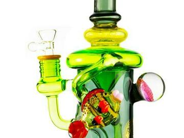 Post Now: Tattoo Glass - Under The Sea Recycler