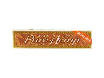 Post Now: Pure Hemp Unbleached Rolling Papers - King Size