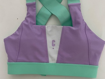 Selling with online payment: PRODUCTION SAMPLE - Super support bra