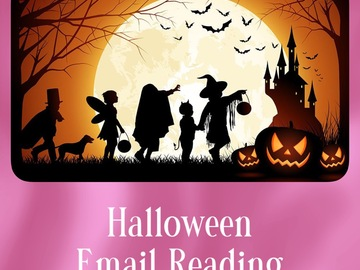 Selling: Halloween Email Reading