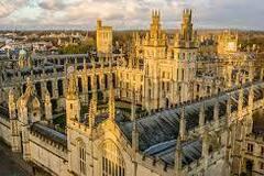 VIEW: Oxford University