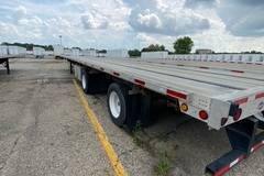 Rental: Indianapolis, IN:  (29) Flatbed Trailers for Rent