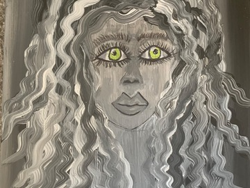 Sell Artworks: Curly Sue
