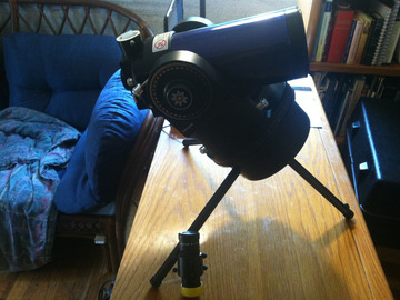 """For sale (with online payment): Meade ETX 90mm (3.5"""") with case - Pickup Only!"""