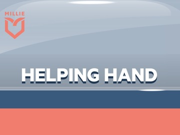 Service: Helping Hand- please inquire about rate before purchasing